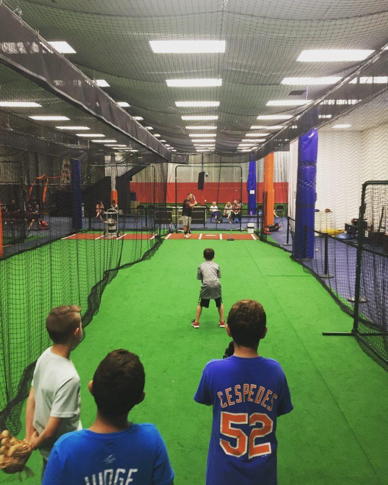BVSA Baseball Clinic