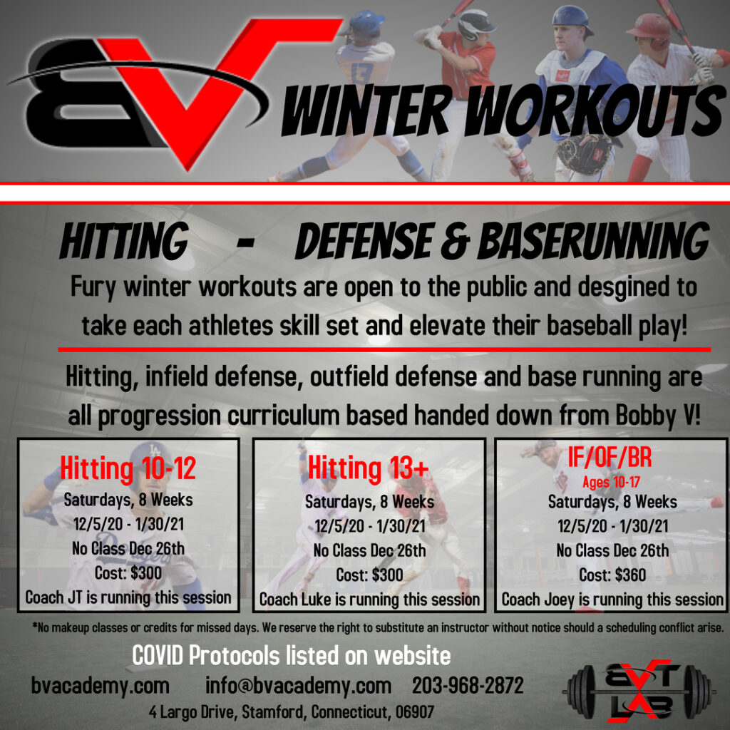 Fury Winter Workouts